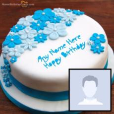 Get Birthday Cake For Brother With Name And Photo
